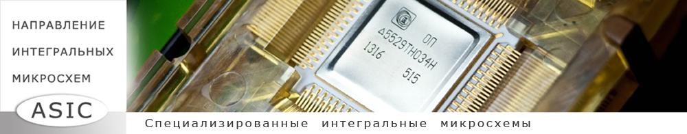 Asic Интегральные микросхемы для аппаратуры космического назначения